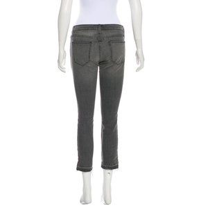 Current/Elliott Jeans - Current/Elliott The Cropped Straight Jean Jeans